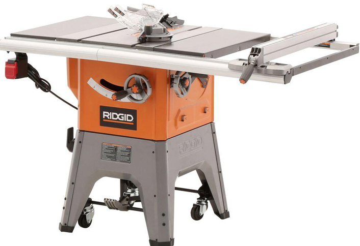 Project Guide Table Saw At The Home Depot