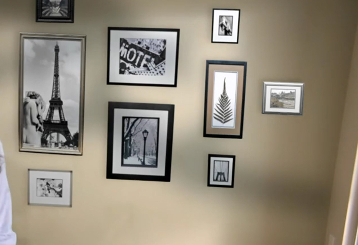 How To Hang Pictures On Wall tips for hanging and arranging pictures at the  home depot