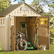 Sheds Credit Offer