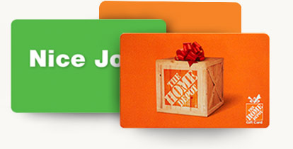 The Home Depot Corporate Gift Card Program
