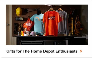 Gifts for the home depot enthusiasts