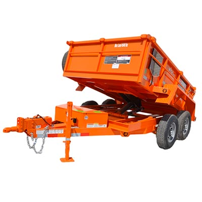 Dump Trailers. Large Equipment Rentals   Tool Rental   The Home Depot