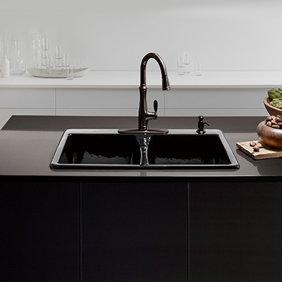 granite quartz composite black kitchen sinks kitchen the