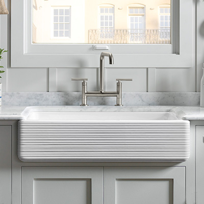 Farmhouse & Apron Kitchen Sinks - Kitchen Sinks - The Home Depot