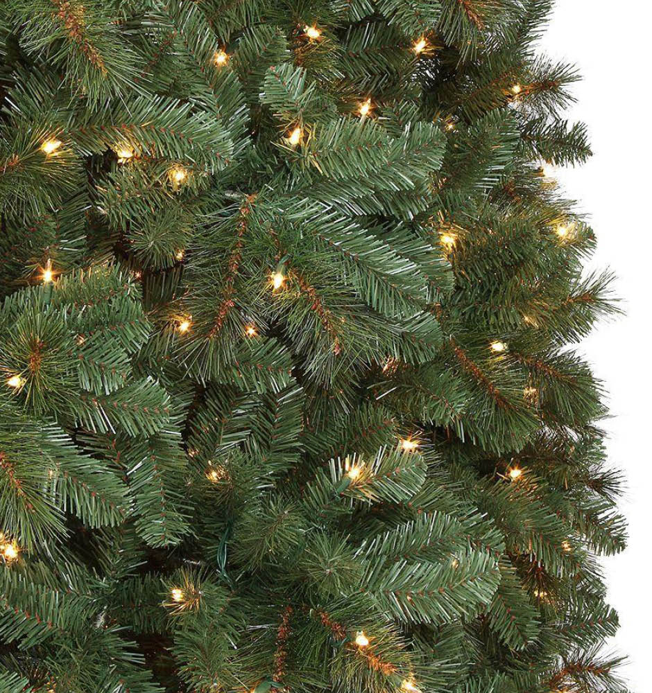 15 Tree Of Lights Tree C7: 15 Ft. Pre-Lit LED Wesley Pine Artificial Christmas Tree X