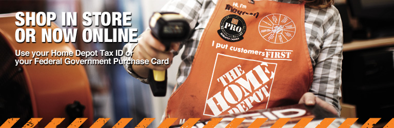 Tax Exempt Purchases For Professionals At The Home Depot