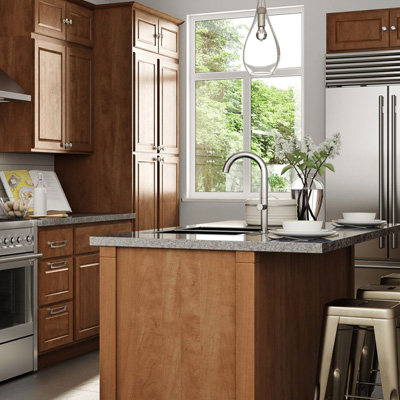 kitchen cabinets color gallery at the home depot