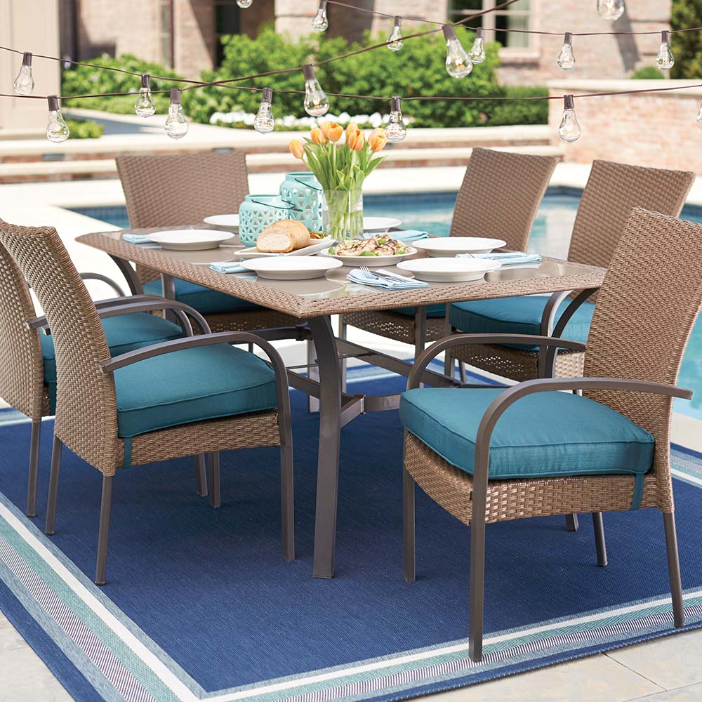 Create U0026 Customize Your Patio Furniture Corranade Collection U2013 The Home  Depot  Home Depot Patio