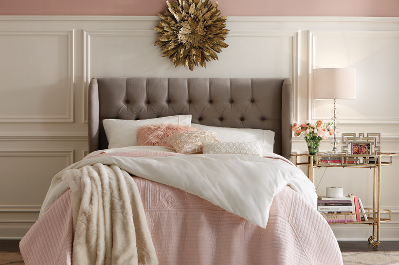create & customize your home decor catalog vintage glam bedroom