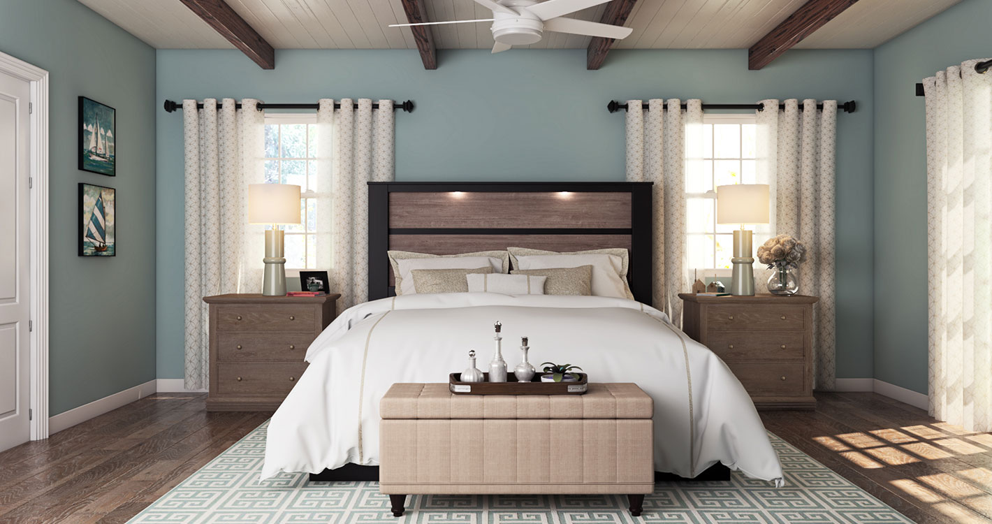 Create customize your bedrooms pacific breeze the home for Pacific home collection