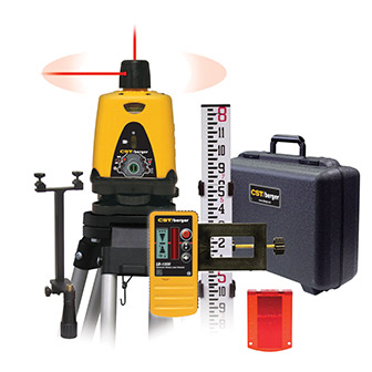 Rotary Laser Level Kit Rental The Home Depot