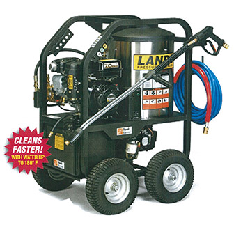 Hot Water Pressure Washer Rental The Home Depot